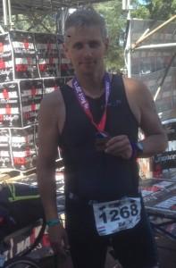 Ed Vichy Ironman 2015