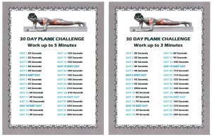 Plank-Challenges