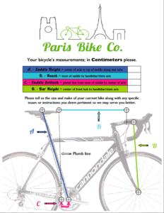 Paris Bike Co